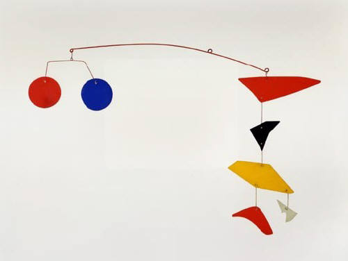 Alexander Calder Curriculum & Art Projects for Kids