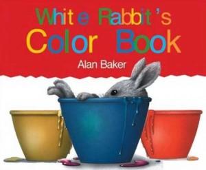 white rabbit color